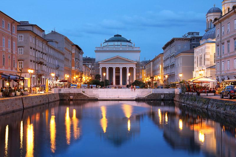 Risultati immagini per citta di Trieste