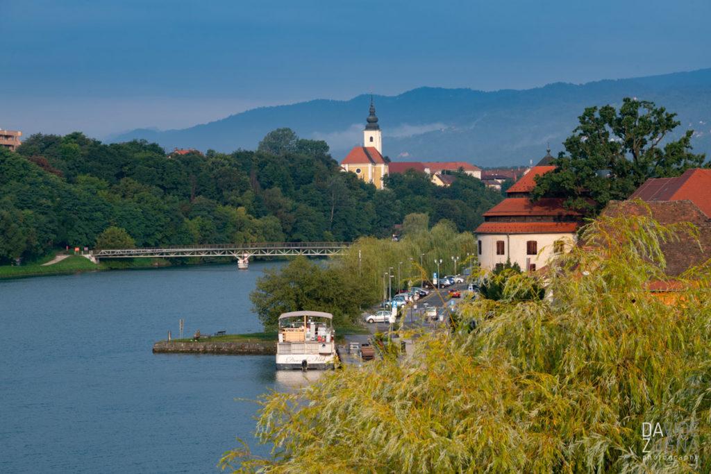 Maribor, in Slovenia